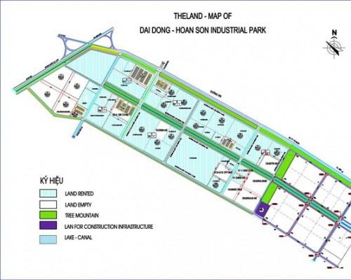 KCN Đại Đồng - Hoàn Sơn