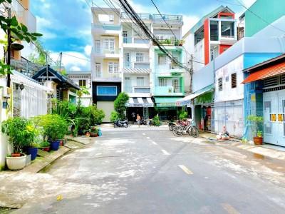 Mặt tiền Đường Trịnh Lỗi, Phường Phú Thọ Hoà, Quận Tân Phú. Giá bán 10 tỷ thương lượng.