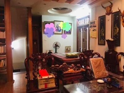 ỐI DỒI ÔI ! Qúa rẻ nhà Minh Khai 56m2, 7 Tầng, 1 nhà ra phố - Giá 3 TỶ 300TR.
