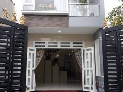 Nhà 1 trệt 1 lầu gần Ngã 4 Vũng Tàu, giá chỉ 1,4 tỷ.