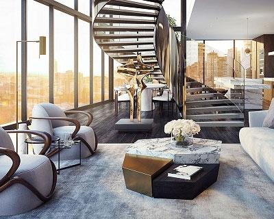 Tại sao giới thượng lưu lại thích chọn căn hộ Penthouse