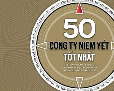 Top 50 thương hiệu dẫn đầu theo giá trị do Forbes Việt Nam đánh giá