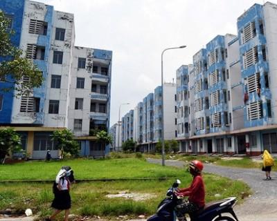 TP HCM giải cứu hơn 9400 căn hộ tái định cư bị bỏ hoang