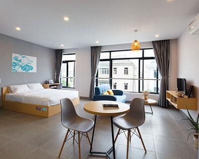 Có nên đầu tư căn hộ chung cư làm dịch vụ cho thuê hay không?